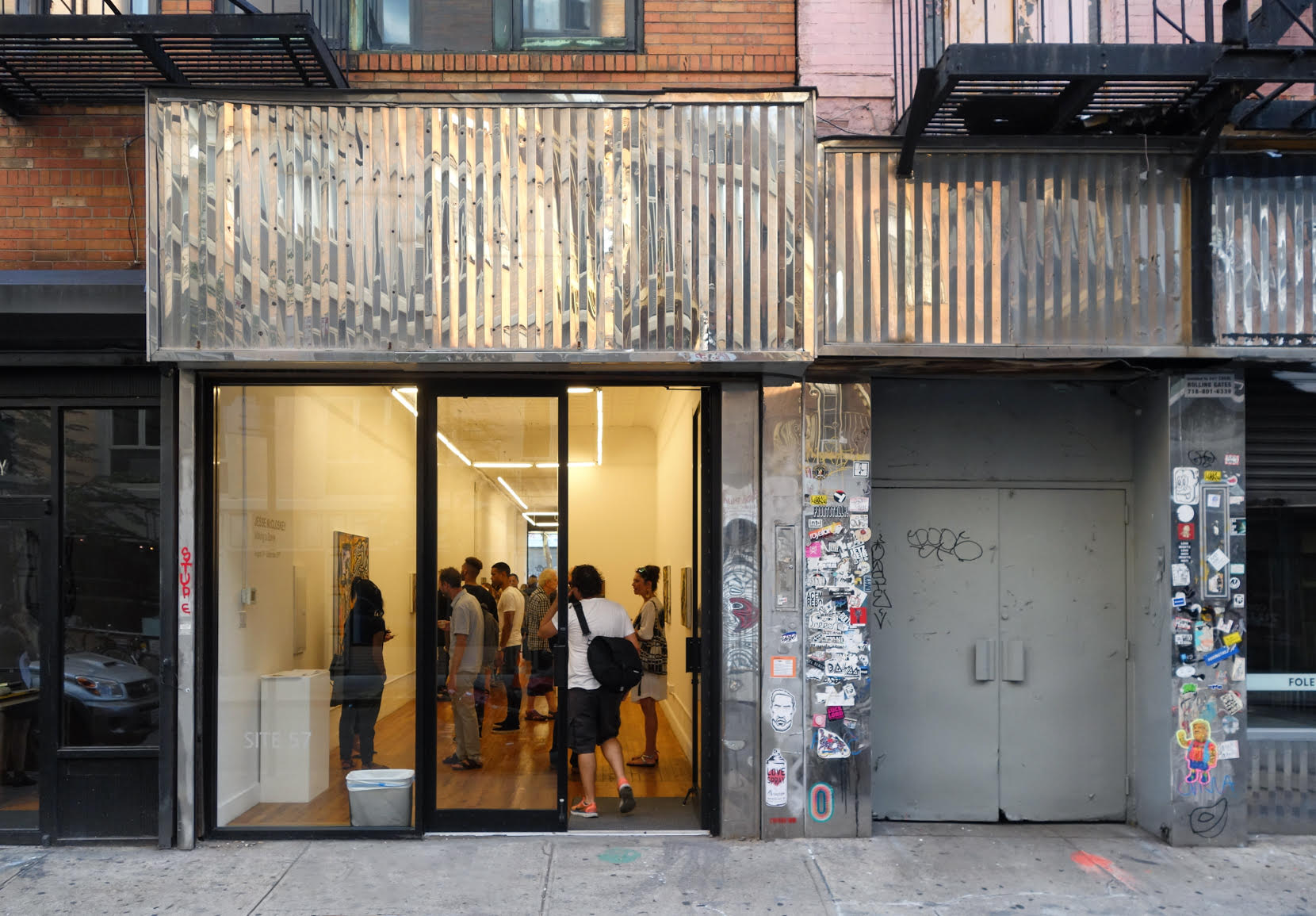 SITE 57 gallery