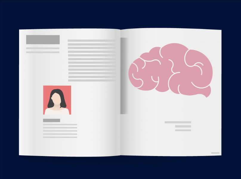Your brain is not a book. We can't read it, and neither can an outside marketing firm.