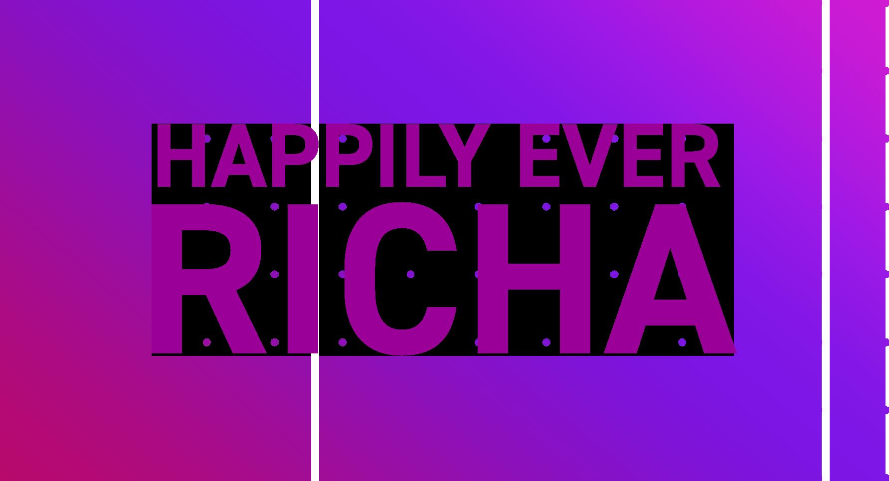 Happily Ever Richa season 1 logo.png