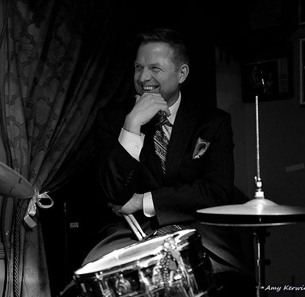 Joe Farnsworth, jazz drummer and educator