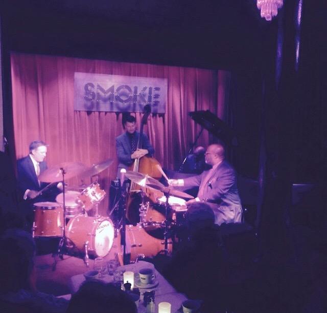 Drum Battle:  Joe Farnsworth vs. Carl Allan at Smoke Jazz & Supper Club, New York, NY
