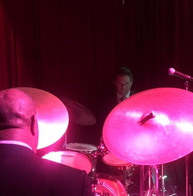 The New Drum Battle:  Joe Farnsworth vs. Kenny Washington