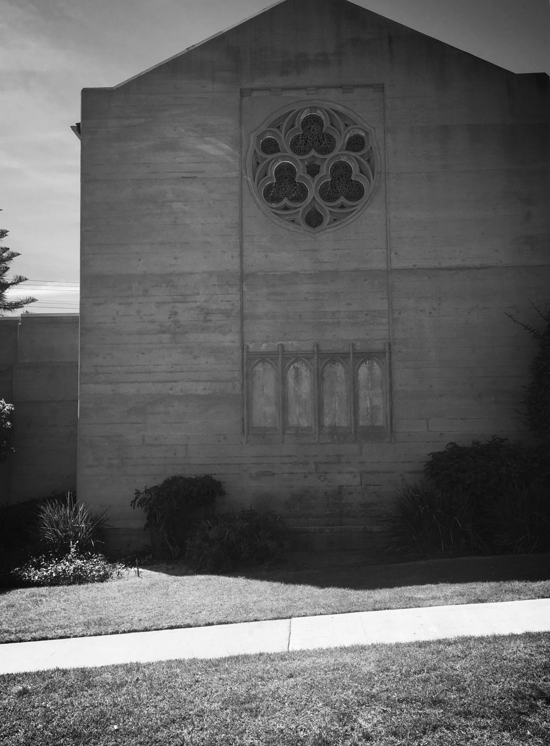 Park Hills Community Church - Built 1946