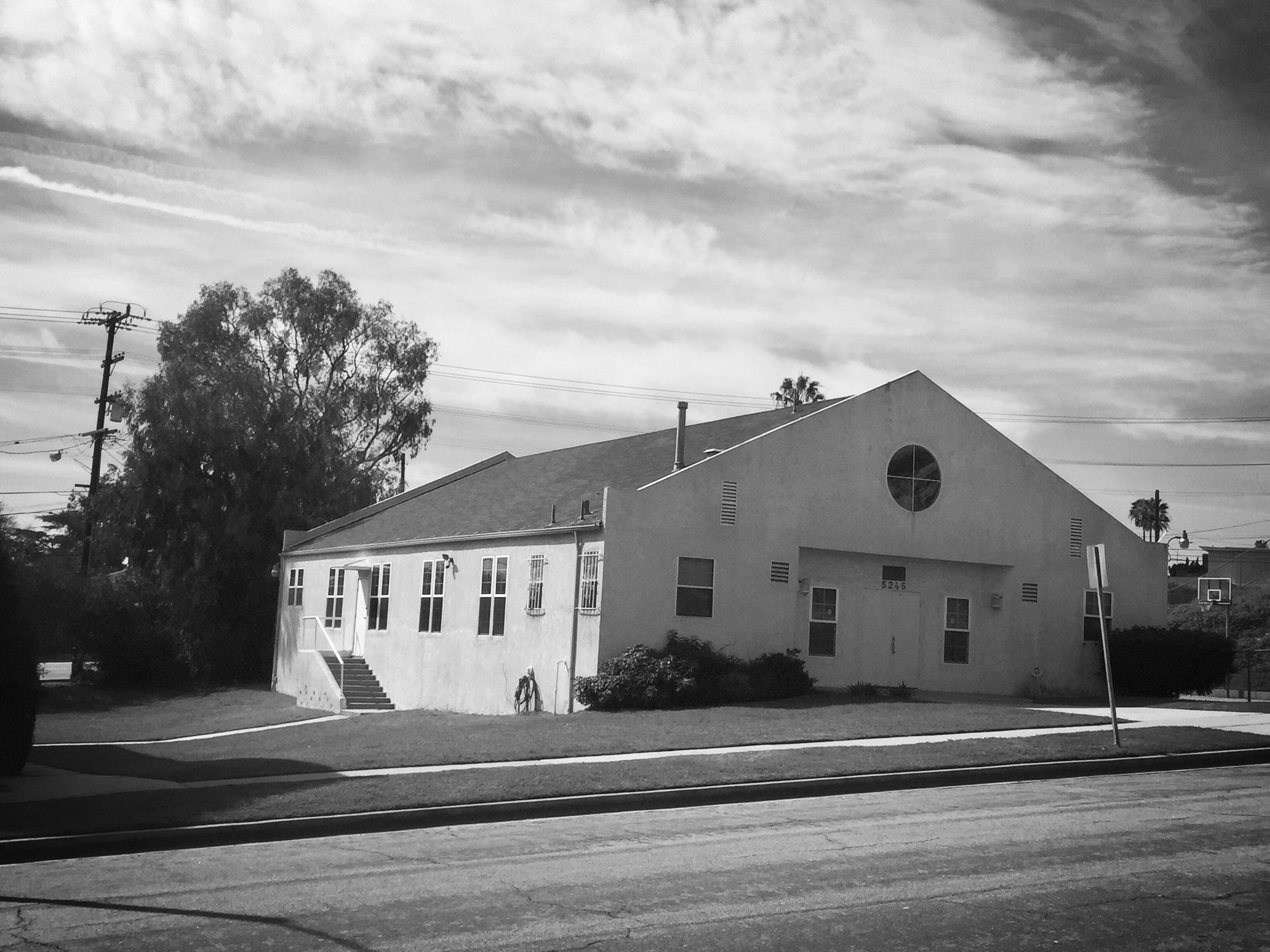 Fellowship Hall - Built 1951