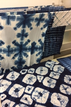 Shibori Dyeing @ ACAD June 10th/11th - Shibori dyeing is back this summer @ ACAD. No experience needed, most supplies included. For information on this workshop and how to register, please follow this link.