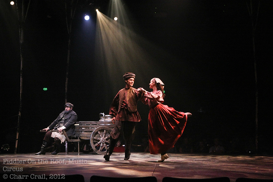 Fiddler on the Roof- Sacramento Music Circus