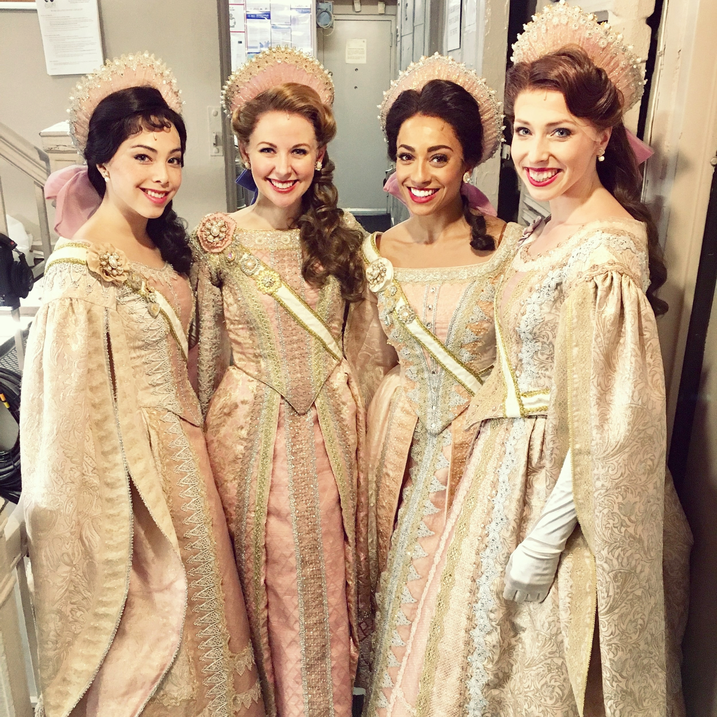 Anastasia: The Romanov Sisters with Allison Walsh, Shina Ann Morris and Sissy Bell