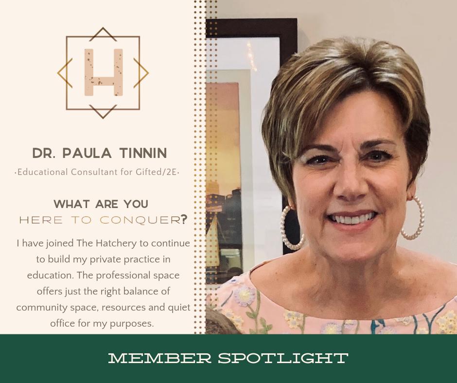 Paula Tinnin - Consultant