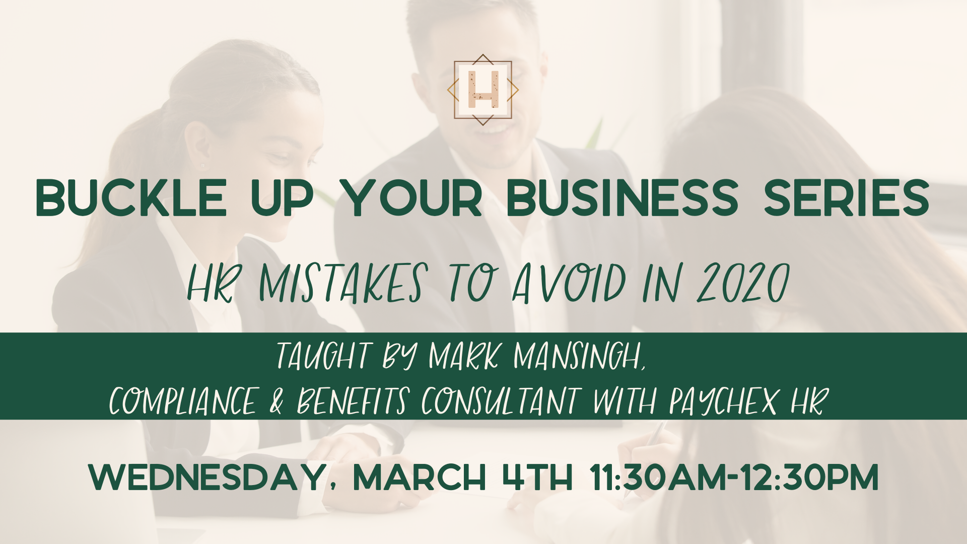 Businesses Open On Christmas Day 2020 Columbia Mo Buckle Up Your Business Series: HR Mistakes To Avoid in 2020 — The