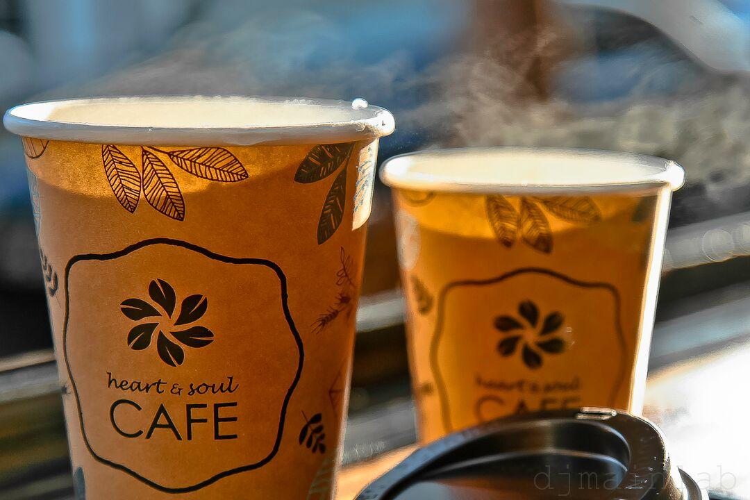 hot drinks - Regular or H&S specials…