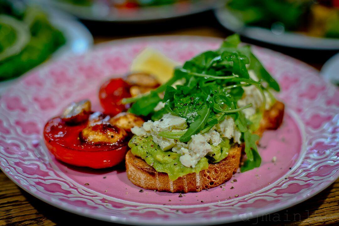 toasties - Perfect savoury breakfast!