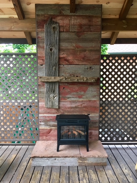 reclaimed wood - Longmont