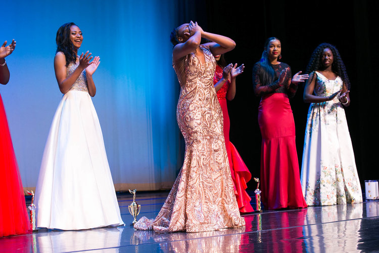 US Virgin Islands Wins National Crown  Akira Pickering representing the US Virgin Islands captures the national title of Miss Black USA Talented Teen 2018!