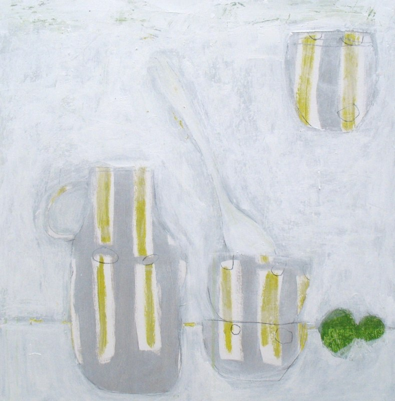grey jug and bowls 24 x24 2013.jpg