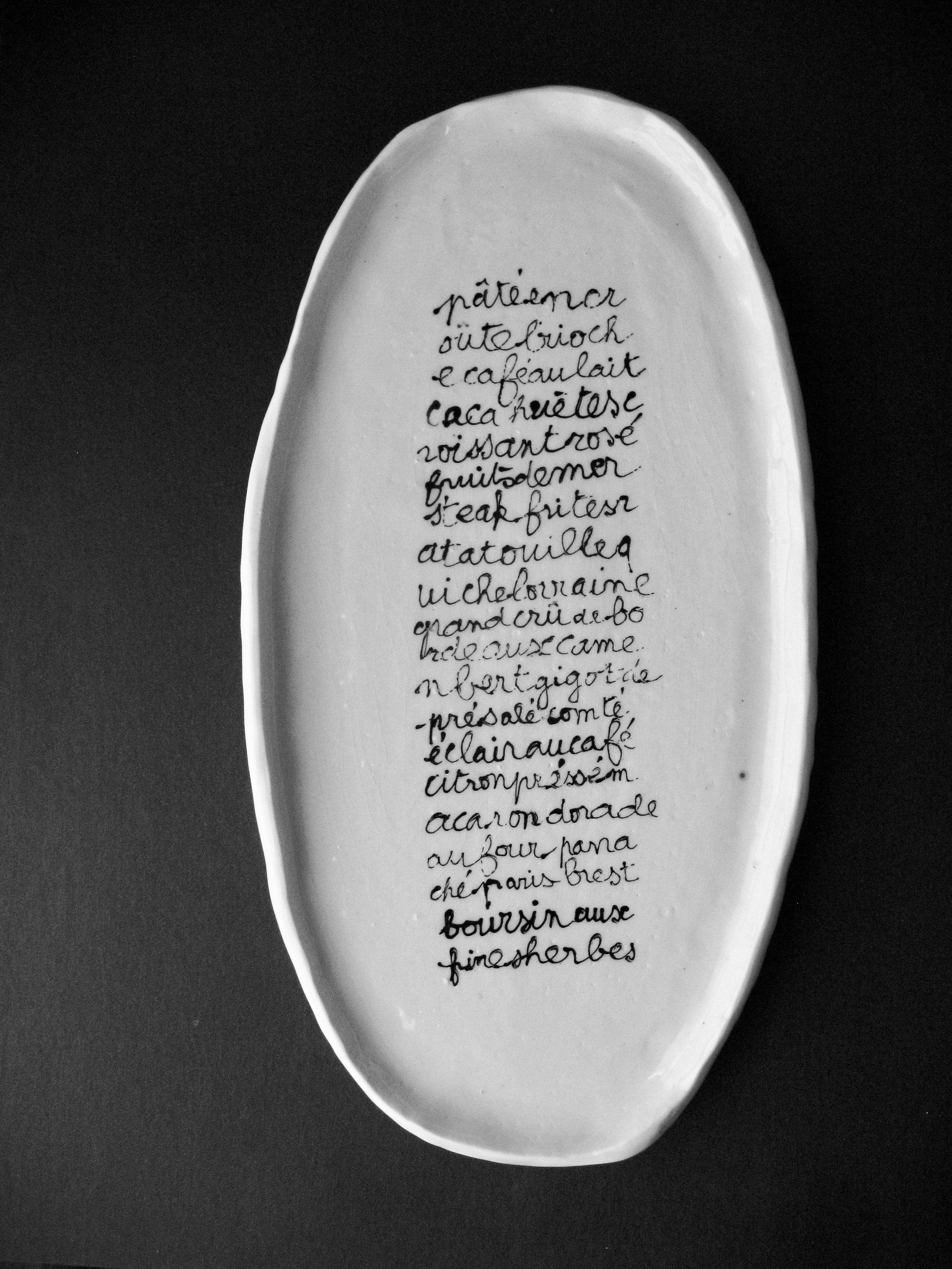 pâté platter