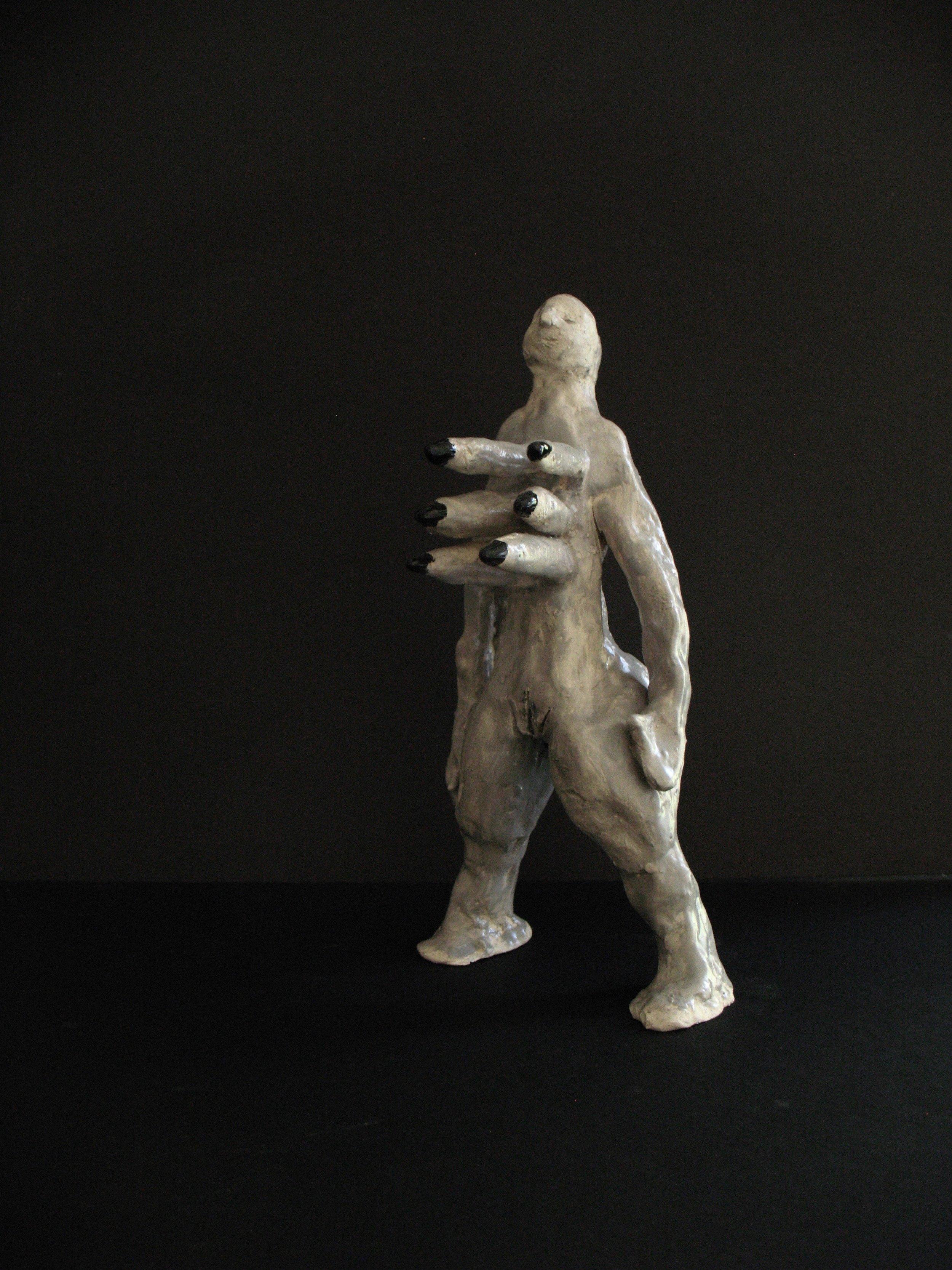 primitive woman