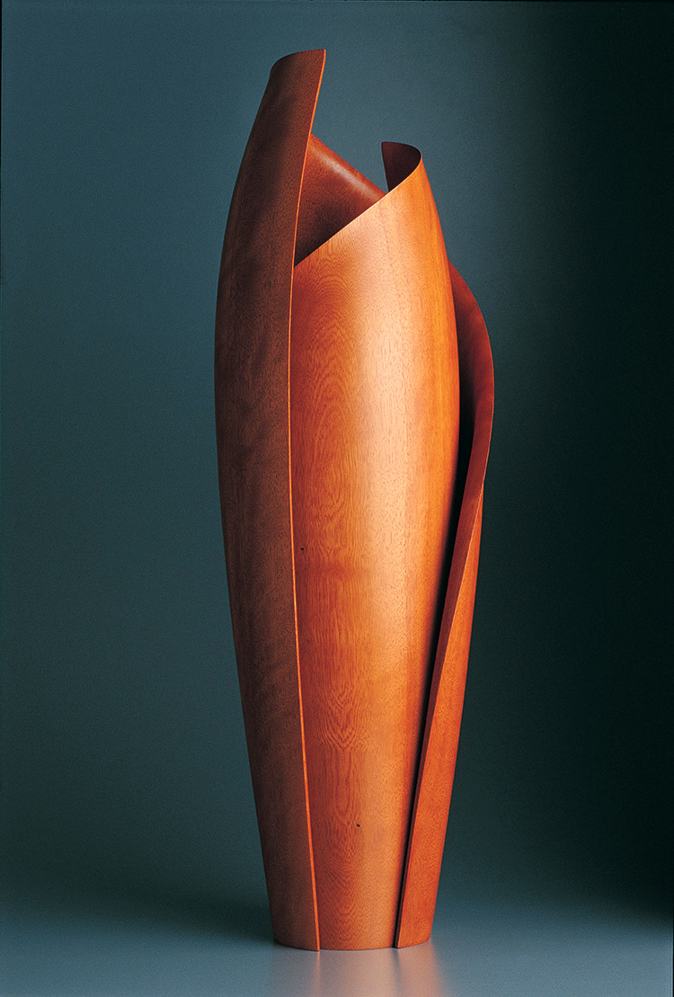 Enfolded Form, Australia Rosewood