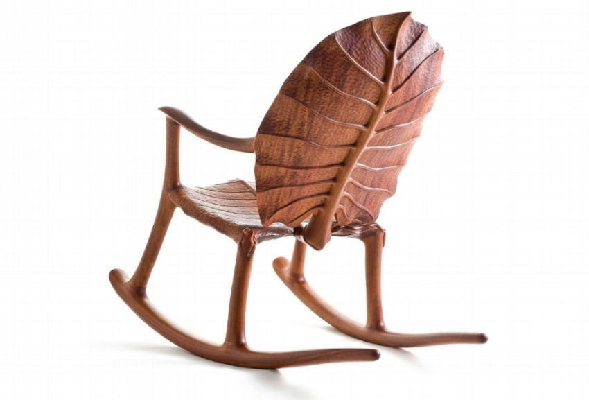 Rainforest Rocker, Award Winning Design