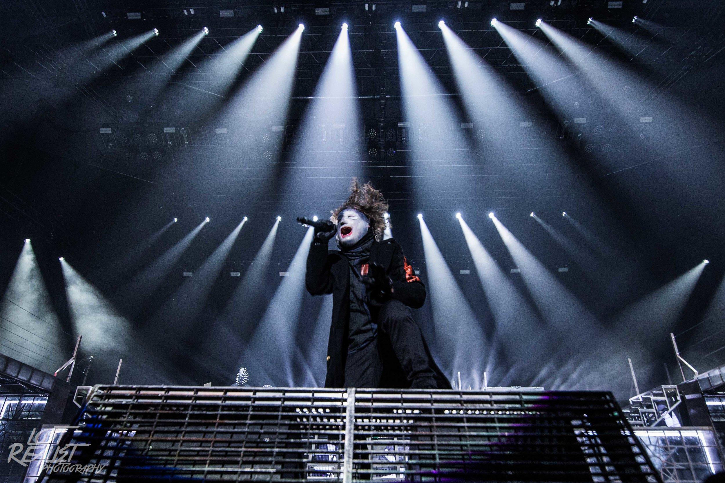 18.06.2019: SLIPKNOT - Hannover, TUI Arena