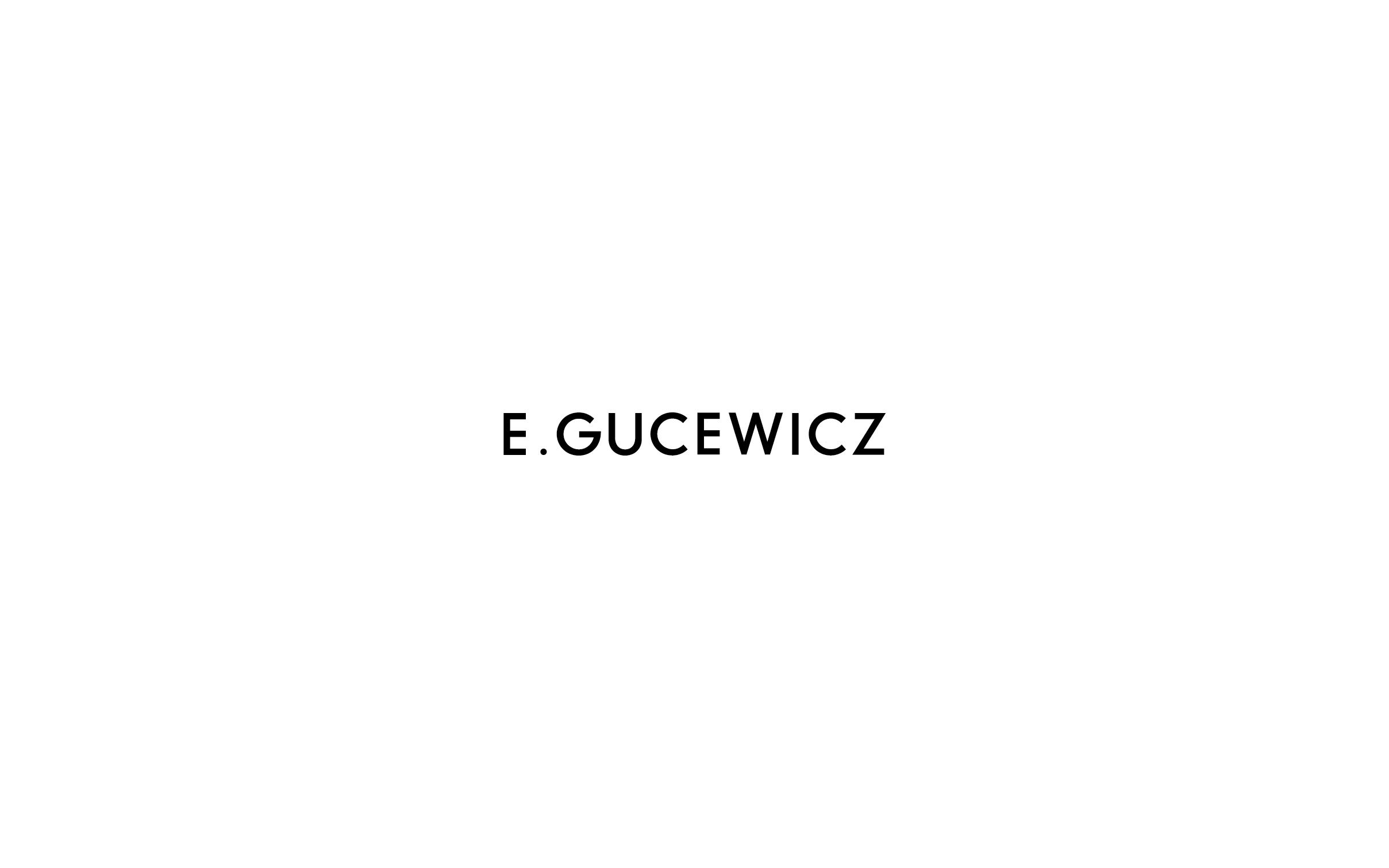 E.Gucewicz eyewear. Logo 1.png