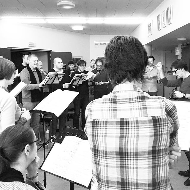 #bach #bachmotets #rehursal #music #singing #classic #voice #love #instamusic #reflection