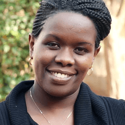 Elizabeth Njuguna, Founding Director of Health Touch Foundation