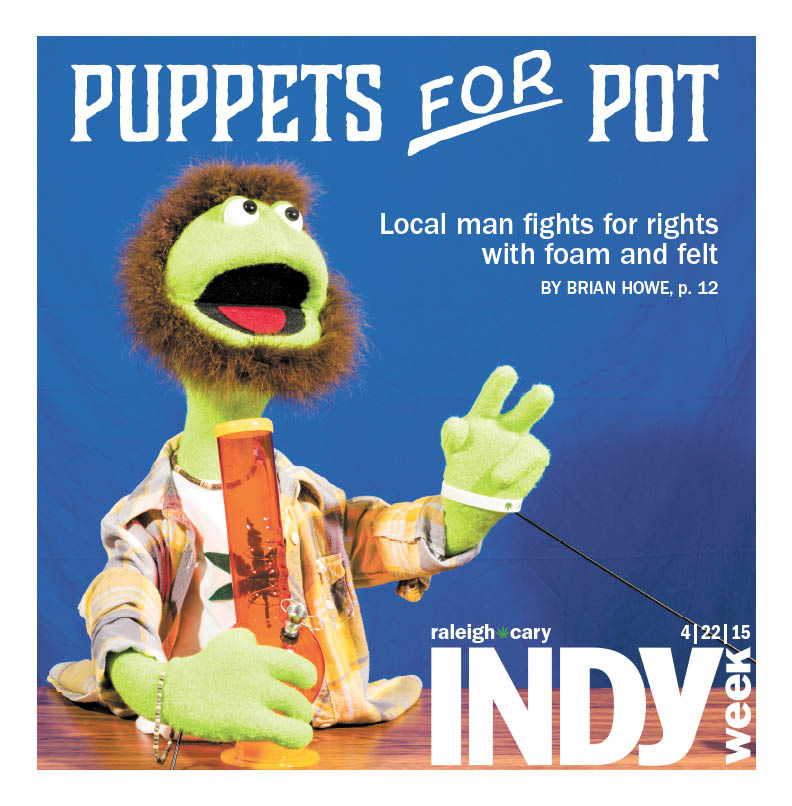 PHOTO BY JEREMY M. LANGE FOR INDY WEEK