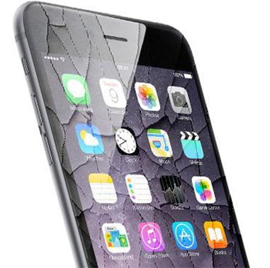 riparazione vetro + LCD iPhone 6 a soli 99 € - con sostituzione batteria in omaggio