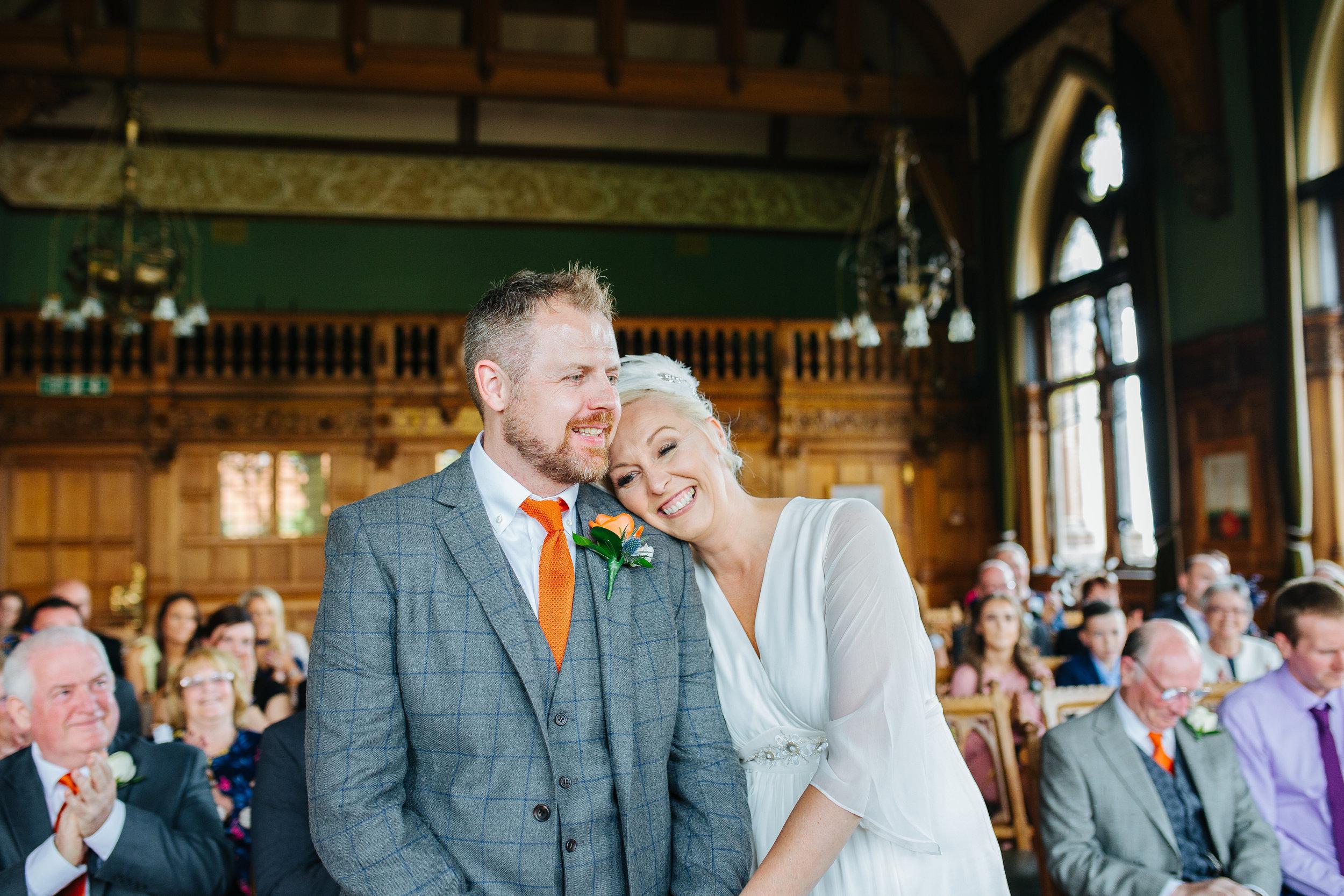 Mr & Mrs Stephenson