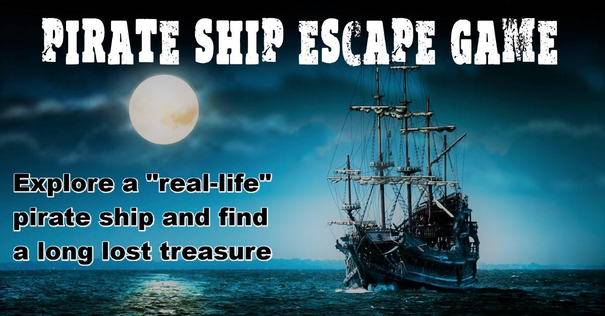 PIRATE SHIP ADVENTURE - Moderate