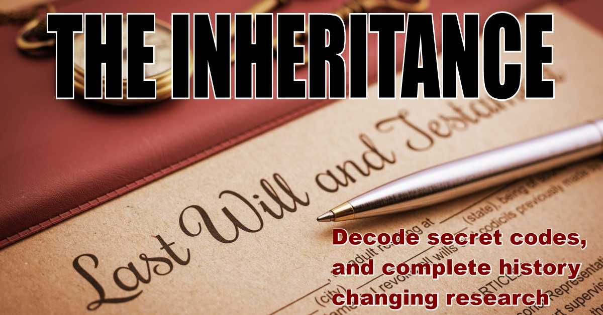 THE INHERITANCE - MINI GAME - Easy - Moderate