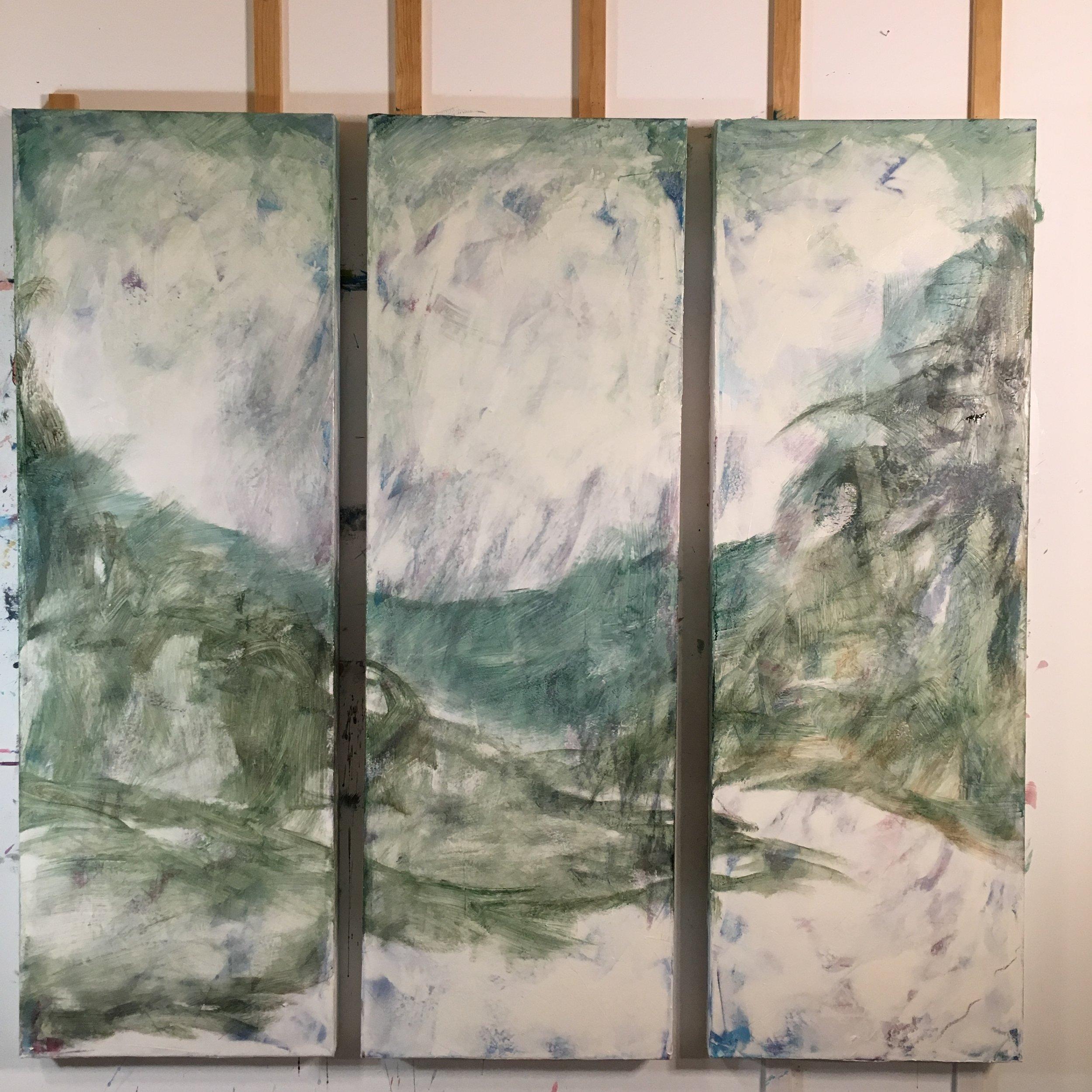 Landscape Emerging
