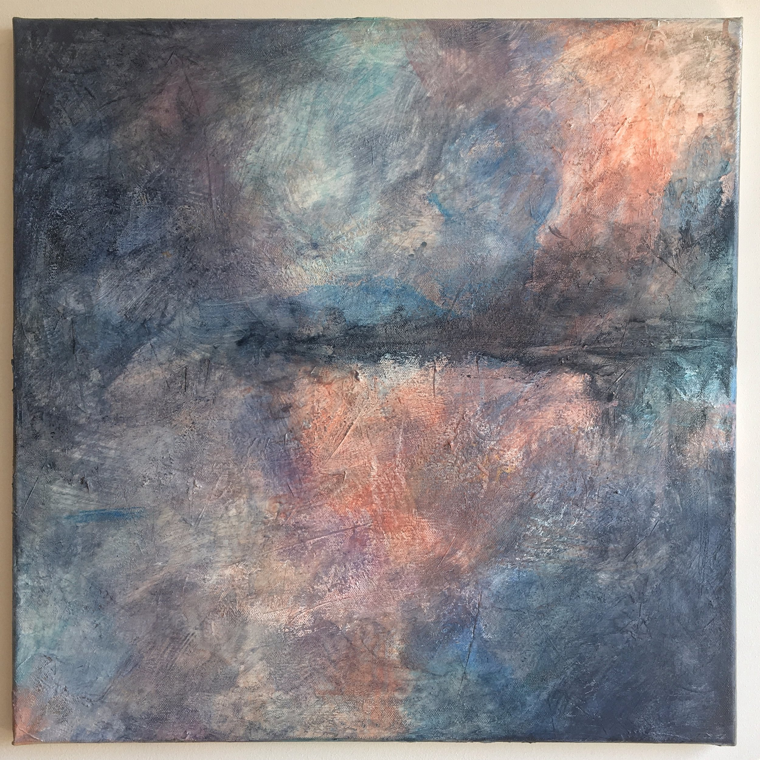 """Reflections Of A Horizon"""