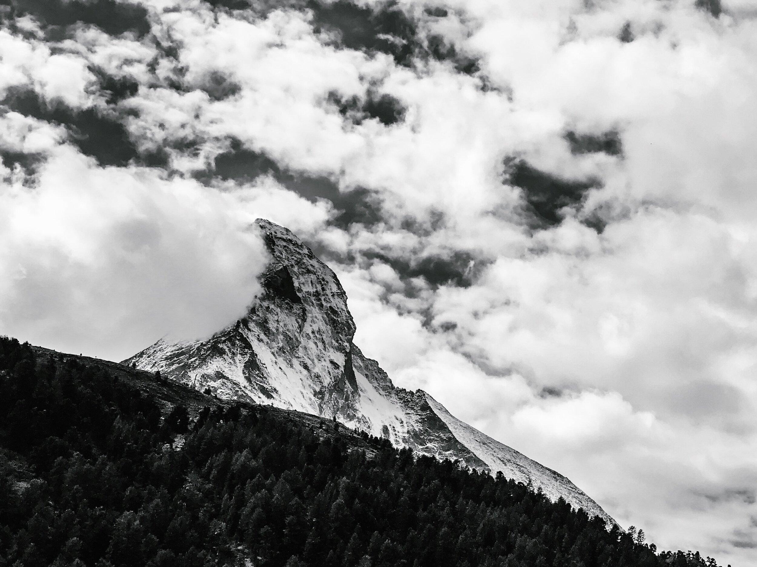 The Matterhorn   Sony A7III and 24-105 lens.