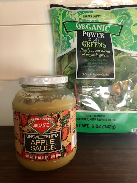 Both of these from Trader Joe's are staples at our house!