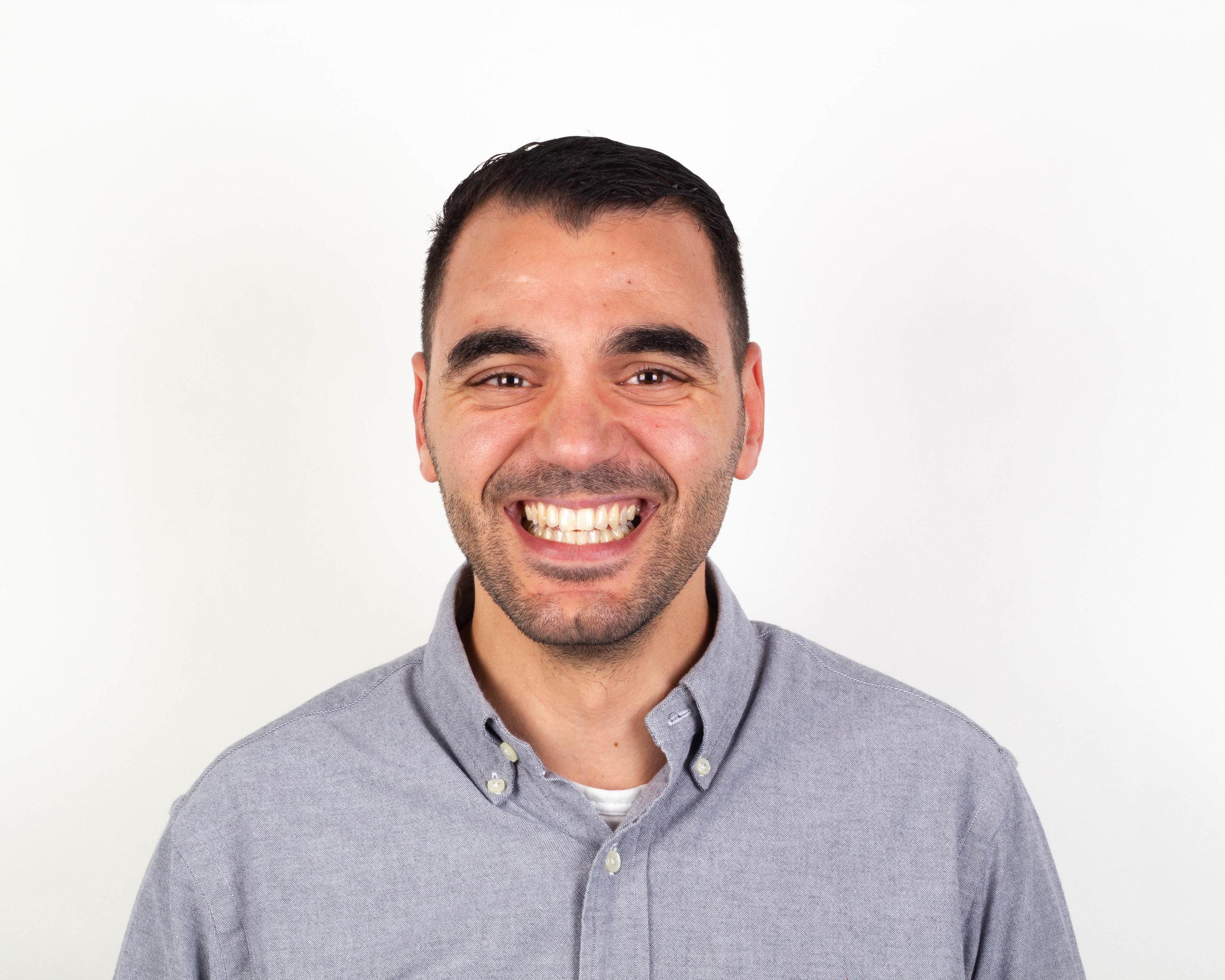 Mustapha Hammouchi Mede-oprichter & Ingenieur