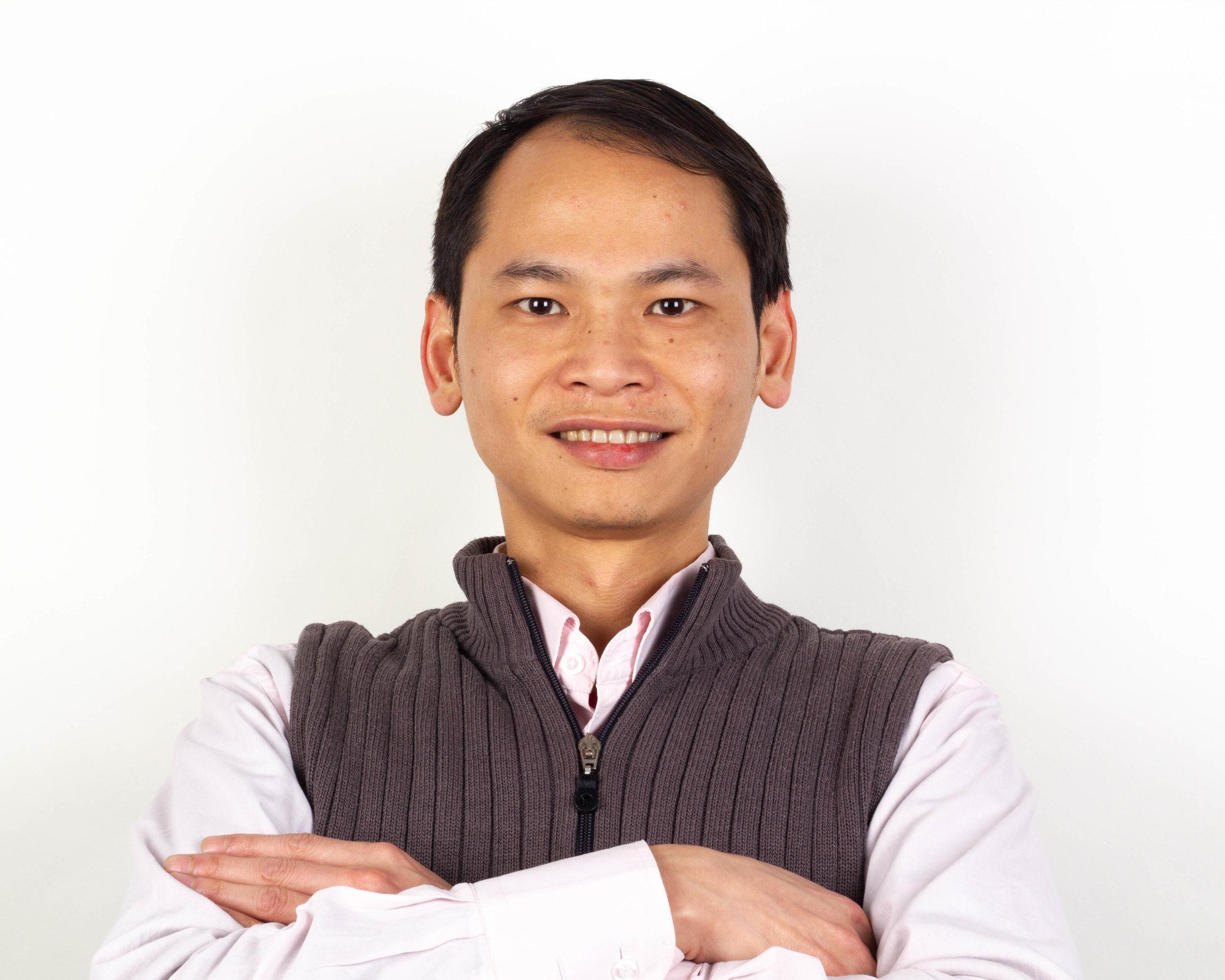 Chengxi Huang Ingenieur