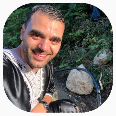 Mustapha Hammouchi - Mede-oprichter -