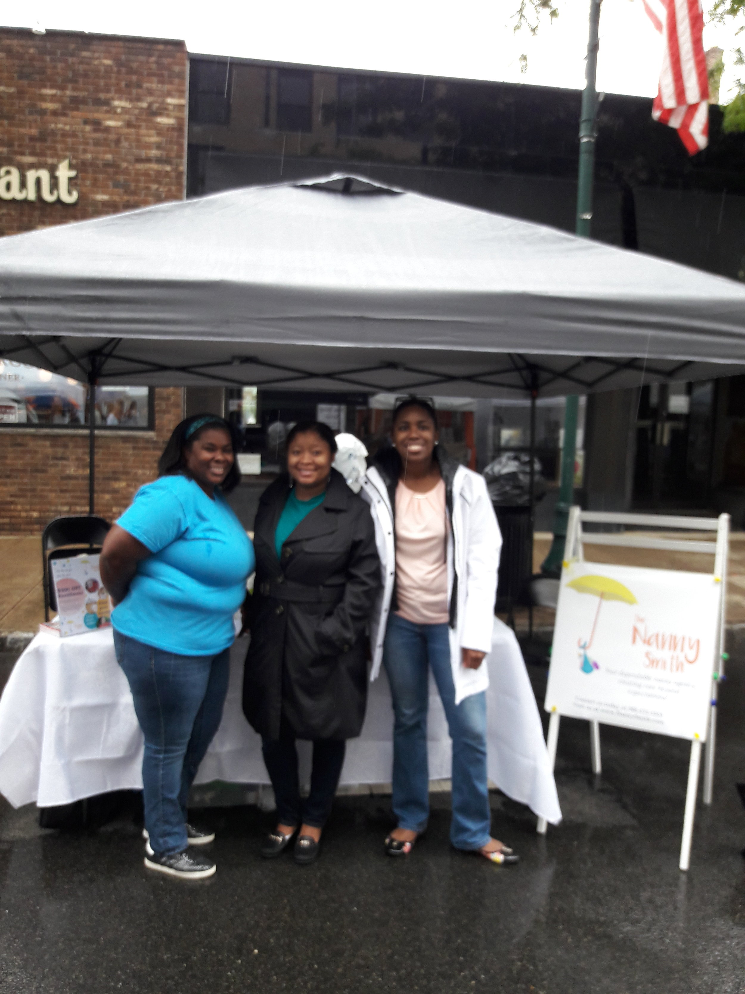Meet our street fair and event staff members