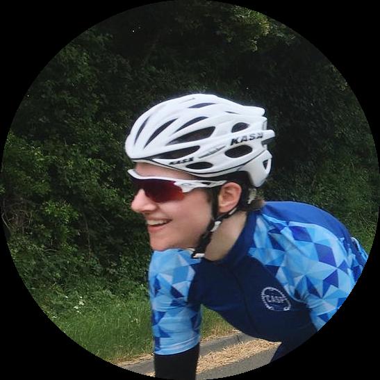 Emma Nicholson, lead copywriter - Emma is a fairweather cyclist and mountain-loving masochist.LinkedIn