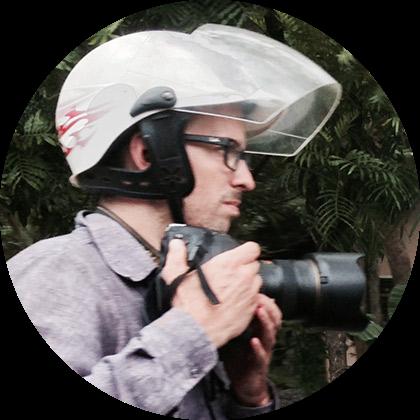 Matt Grayson, photographer - Matt is the main man behind the lens on Fausto's photographic work.Website