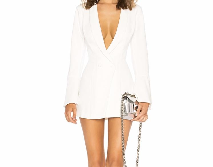 - Como La Flor Suite Dress$209