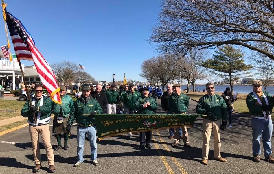 Belmar St. Patrick's Day Parade, March 2017