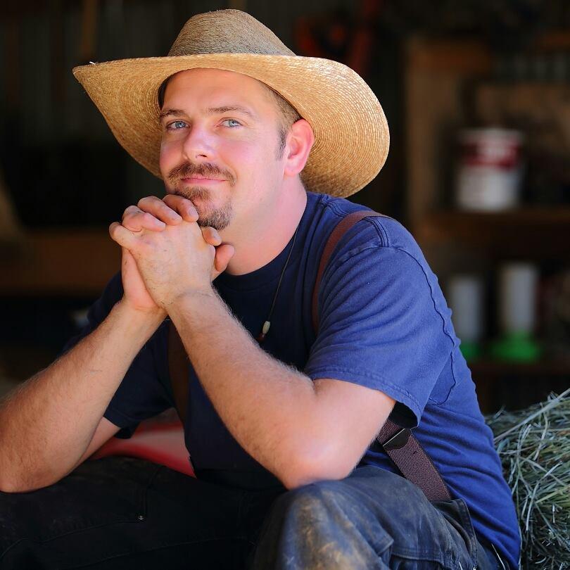 Farmer Drew Speroni