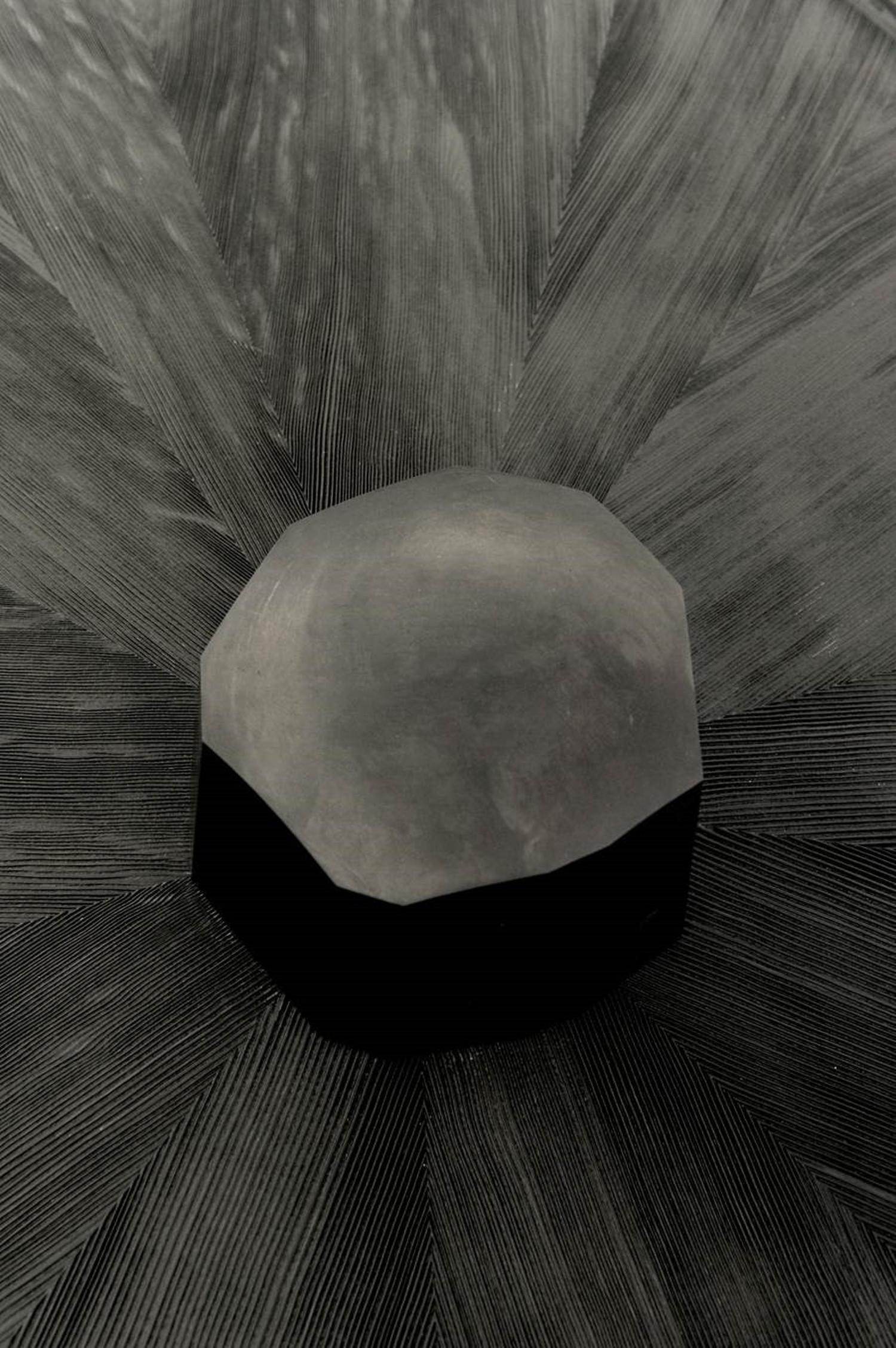 blackwebwood table - philippe hurel
