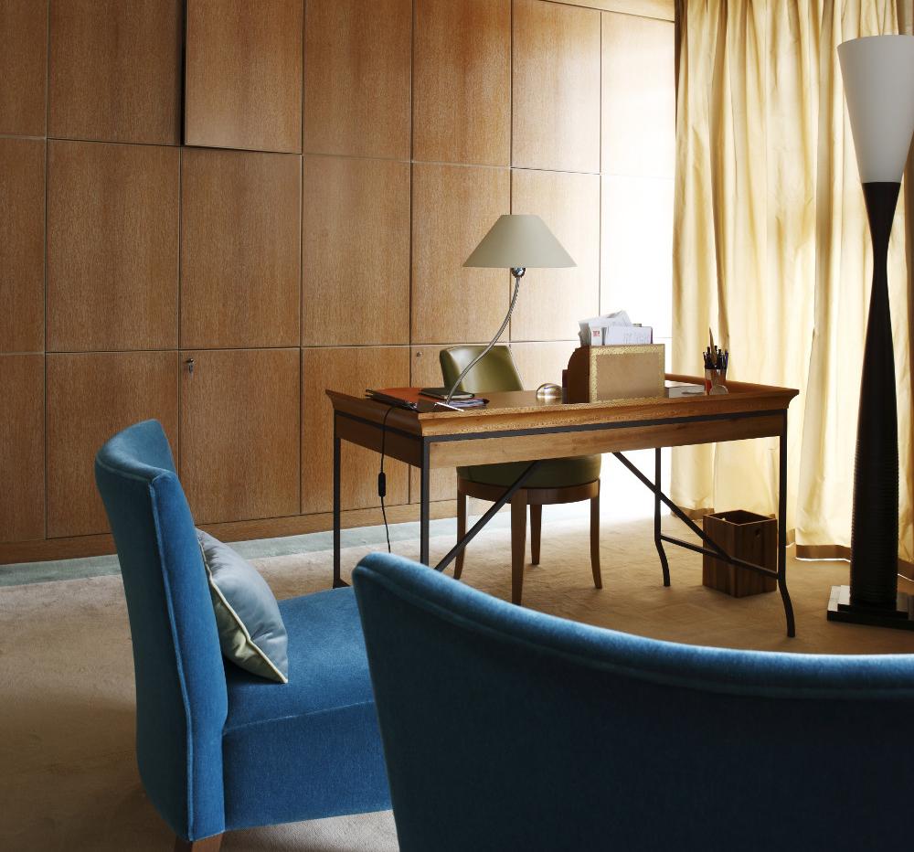 desks, Bookcases -