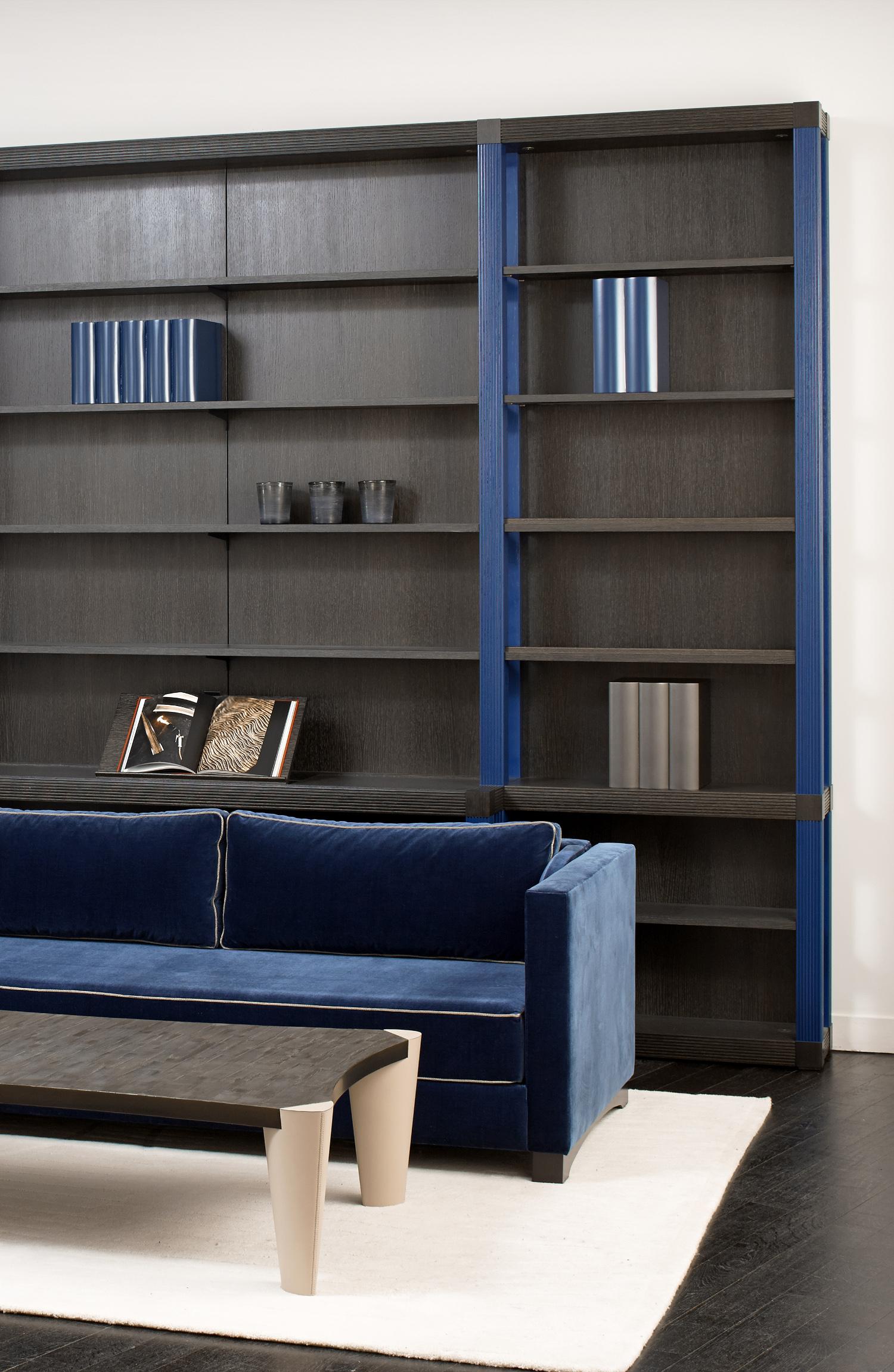 librairy bookshelves - philippe hurel