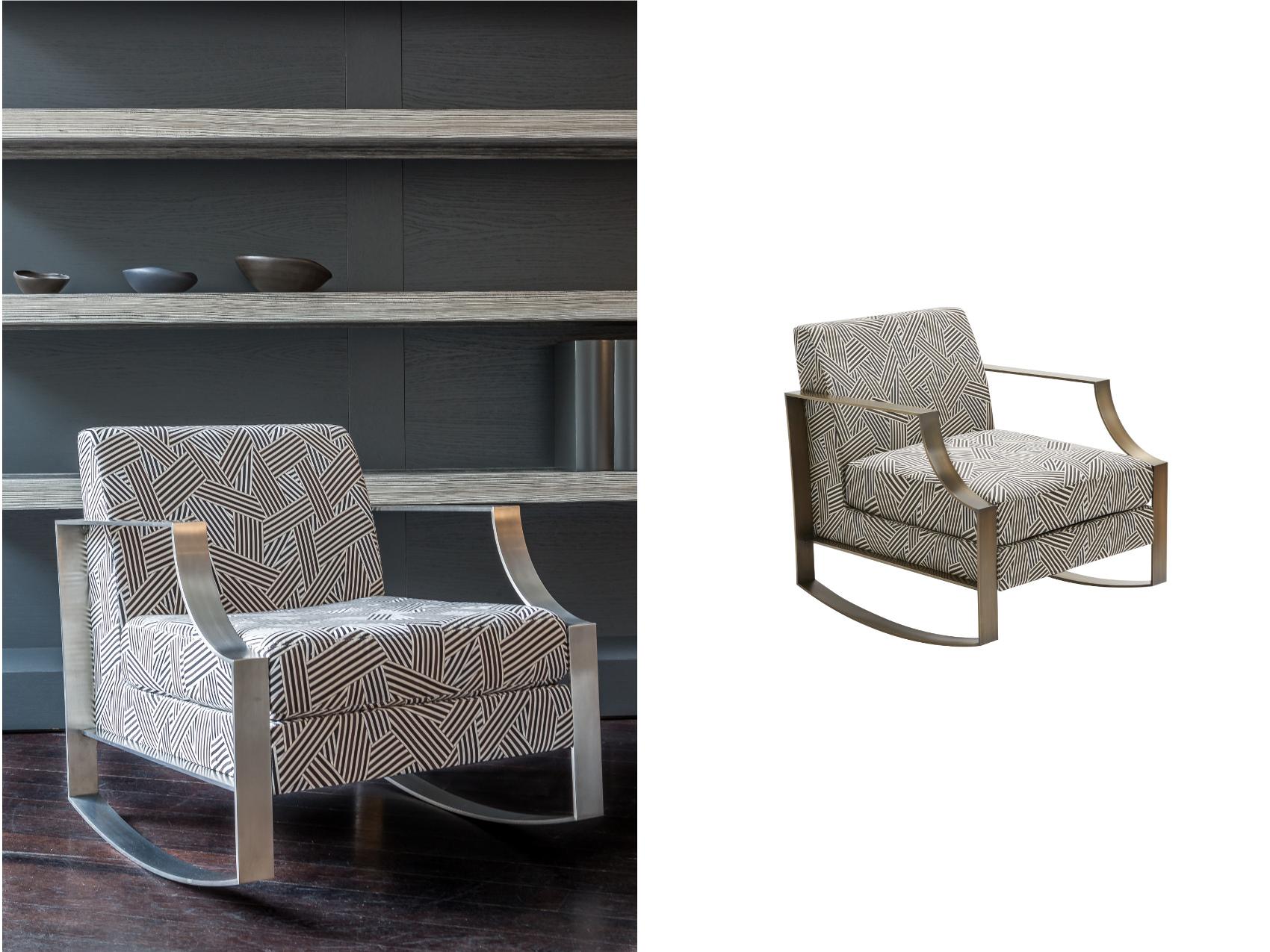 Bertold armchair - Philippe Hurel