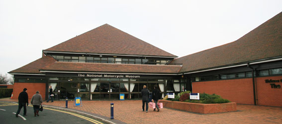 The National Motorbike Museum, Birmingham