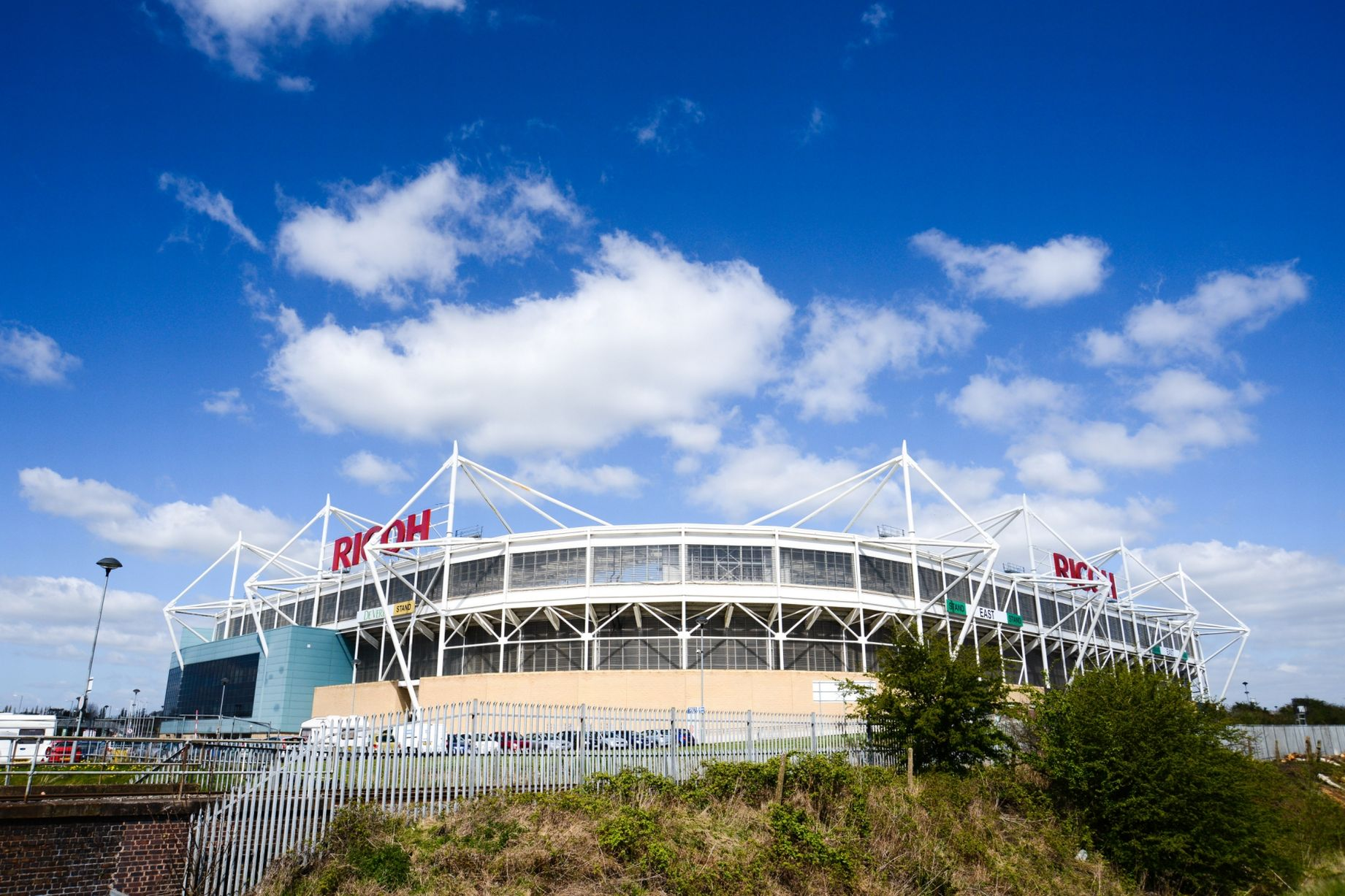 The Ricoh Arena, Coventry